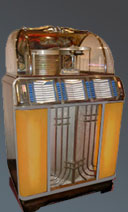 DecoFreak.nl decoratie beelden | Jukebox Wurlitzer